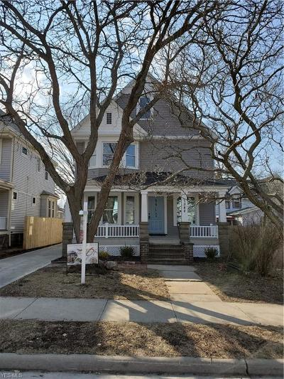 Lakewood Single Family Home For Sale: 1340 Westlake Ave
