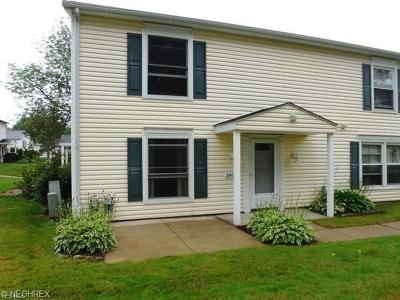 Medina OH Condo/Townhouse For Sale: $69,993