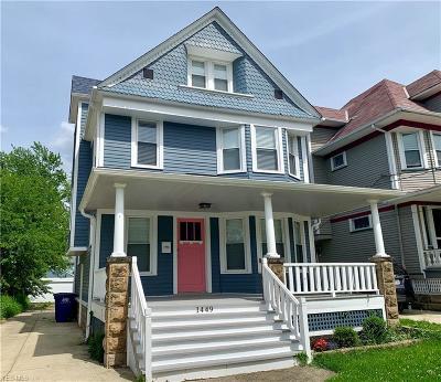 Lakewood Single Family Home For Sale: 1449 Alameda Avenue