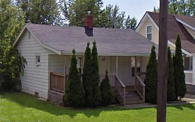 Cleveland Single Family Home For Sale: 12104 Revere Avenue