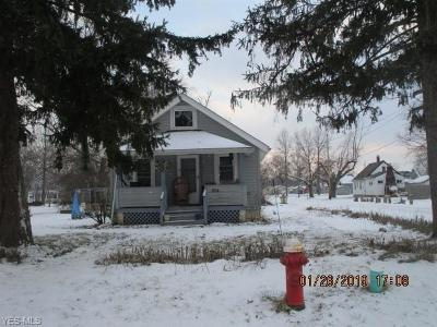 Elyria Single Family Home For Sale: 524 16th St