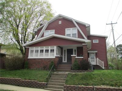 Single Family Home For Sale: 920 Taylor Avenue