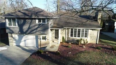 Boardman Single Family Home For Sale: 4053 Riverside Dr