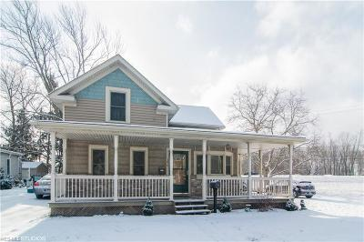 Huron County Single Family Home For Sale: 190 East Main St