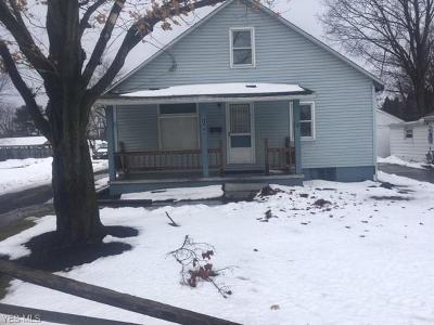 Ashland County Single Family Home For Sale: 168 Lee Ave