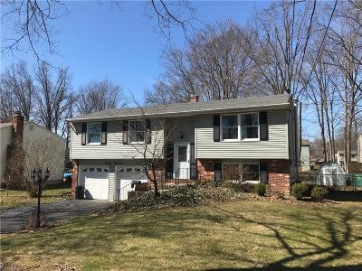 Youngstown Single Family Home For Sale: 2014 Elm Trace