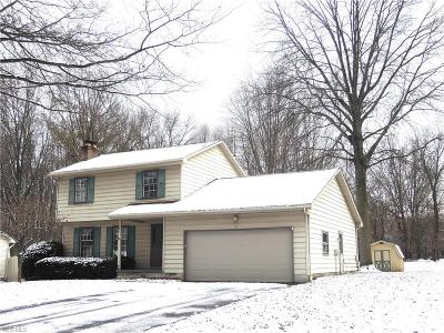 Youngstown Single Family Home For Sale: 6945 Colleen Dr