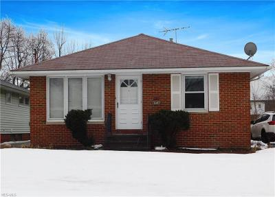 Single Family Home For Sale: 18401 Ponciana Ave