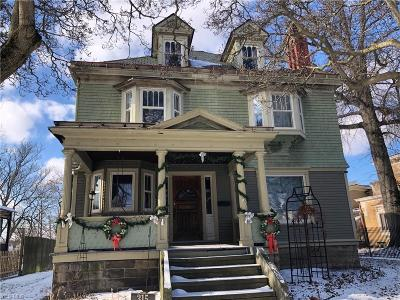 Elyria Single Family Home For Sale: 315 West Ave