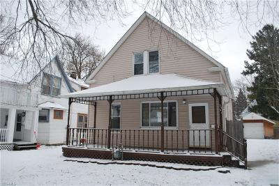 Single Family Home For Sale: 3791 West 36th St