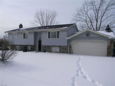 Madison Single Family Home For Sale: 3760 Wood Rd