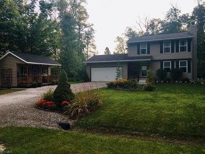 Ashland County Single Family Home Contingent: 2060 Cayenne Pl
