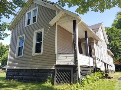 Cleveland Single Family Home For Sale: 5684 Hamlet Avenue