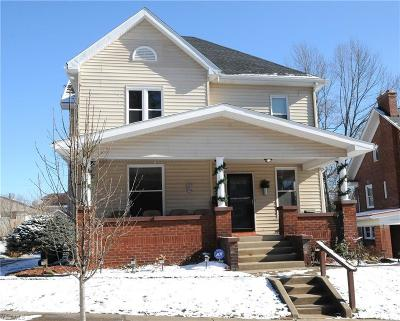 Guernsey County Single Family Home For Sale: 510 North 7th St