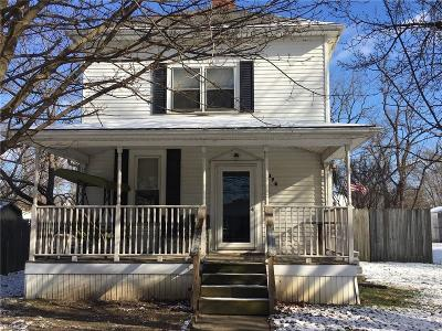 Zanesville Single Family Home Contingent: 2175 Whitman Ave
