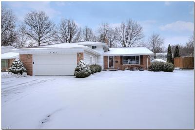 North Olmsted Single Family Home For Sale: 26643 Fairfax Ln