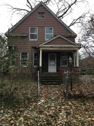 Cleveland Single Family Home For Sale: 3672 Independence Rd