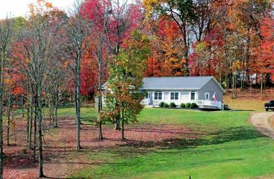 Morgan County Single Family Home Active Under Contract: 3695 Johnson Ridge Road