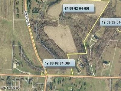 Zanesville Residential Lots & Land For Sale: Dresden And Fairview