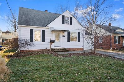 Willowick Single Family Home For Sale: 300 East 326th St
