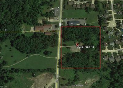 Brunswick Residential Lots & Land For Sale: 2035 Pearl Rd