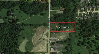 Brunswick Residential Lots & Land For Sale: 2075 Pearl Rd