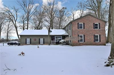 Girard Single Family Home For Sale: 1929 Twin Oaks Dr