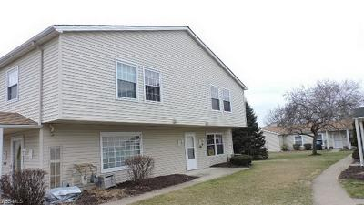 Cortland OH Condo/Townhouse For Sale: $39,900