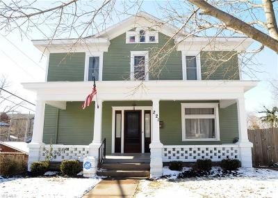 Single Family Home For Sale: 221 North 9th St