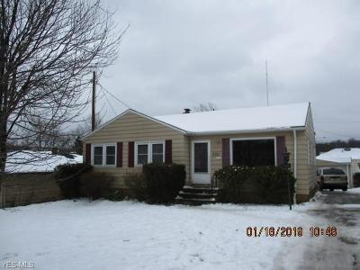 Parma Single Family Home For Sale: 2911 Standish Ave