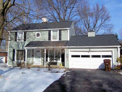 Boardman Single Family Home For Sale: 180 Wolcott Dr
