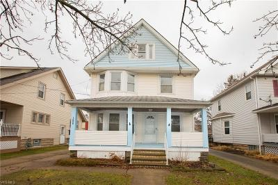 Lakewood Single Family Home For Sale: 1626 Rosewood Ave