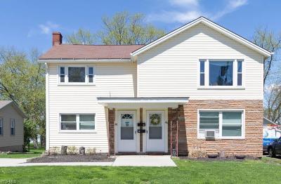 Hubbard Multi Family Home For Sale: 48 School #46/48