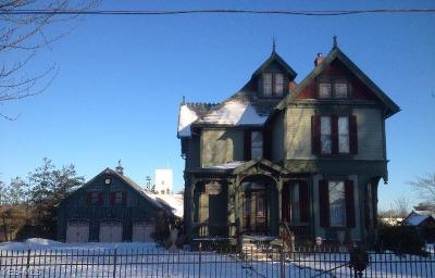 Jefferson Single Family Home For Sale: 122 North Market St