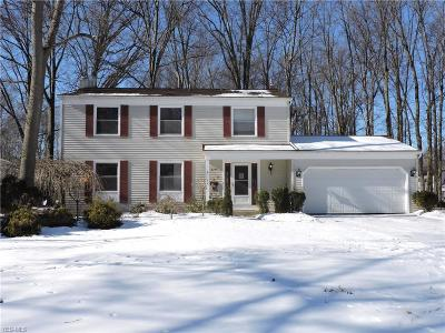 North Olmsted Single Family Home For Sale: 6744 Warrington Dr
