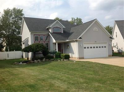 Willowick Single Family Home For Sale: 612 Carrington Ct