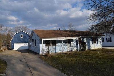 Chardon Single Family Home For Sale: 389 Karen Dr