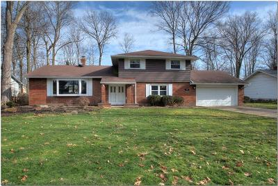 Highland Heights Single Family Home Contingent: 1041 West Mill Dr