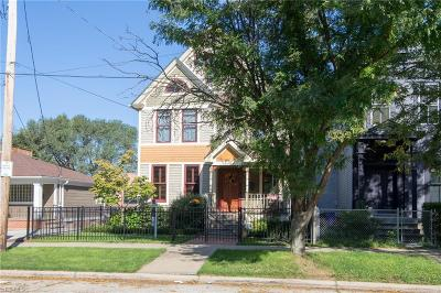 Cleveland Single Family Home For Sale: 2910 Franklin Blvd