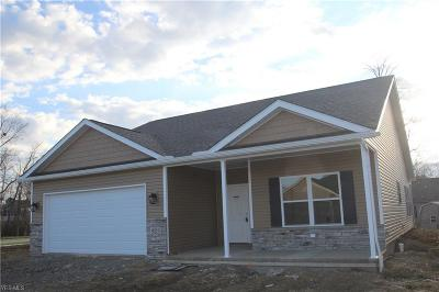 Seville Single Family Home For Sale: 9213 Woodland Blue Cir