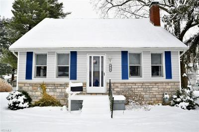 Licking County Single Family Home For Sale: 48 North 25th St