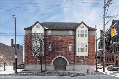 Cleveland Condo/Townhouse For Sale: 3604 Prospect Ave East