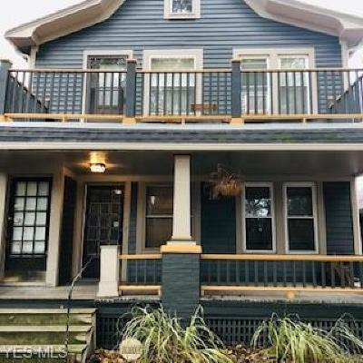 Ohio City Multi Family Home For Sale: 4221 Whitman