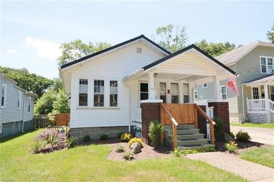Muskingum County Single Family Home For Sale: 424 Sunkel Ave