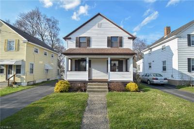 Struthers Single Family Home For Sale: 414 Creed St
