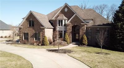 Broadview Heights Single Family Home For Sale: 1481 Summerwood Dr