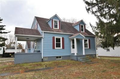 Zanesville Single Family Home For Sale: 2318 East Pike
