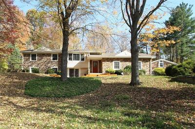 Medina Single Family Home For Sale: 3251 Frantz Rd