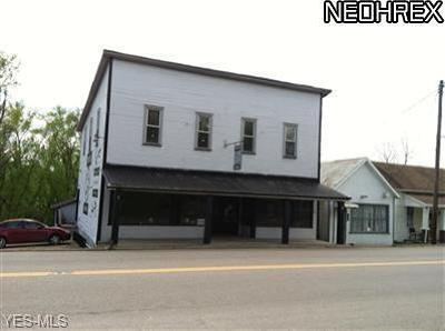 Guernsey County Commercial Lease For Lease: 11998 Clay Pike Rd