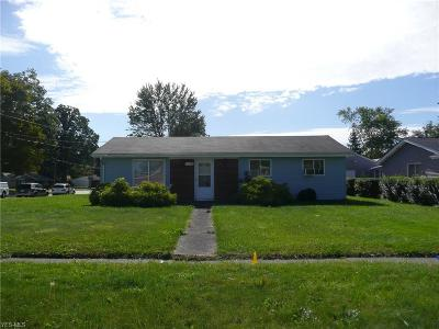 Lorain Single Family Home For Sale: 2158 Homewood Dr